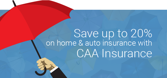 Save up to 20% on home & auto insurance with CAA Insurance