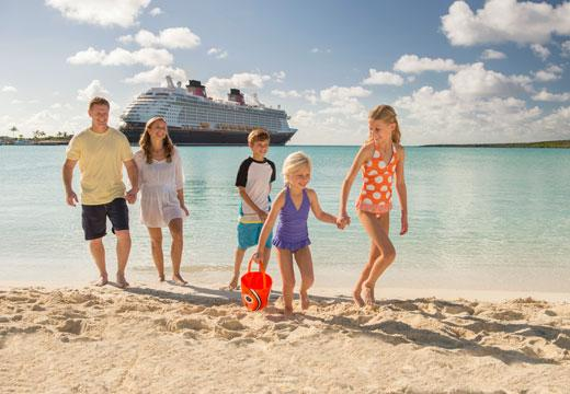 Disney Cruise Line and Castaway Cay