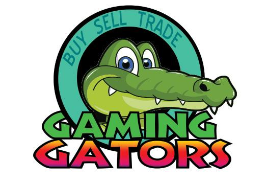 gaming gators logo
