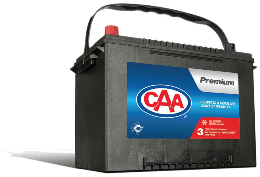 CAA Mobile Battery Service