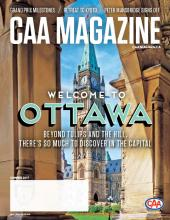 CAA Magazine Summer Cover